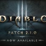 Diablo3 Reaper of Souls購入 と 2.1.0アップデート
